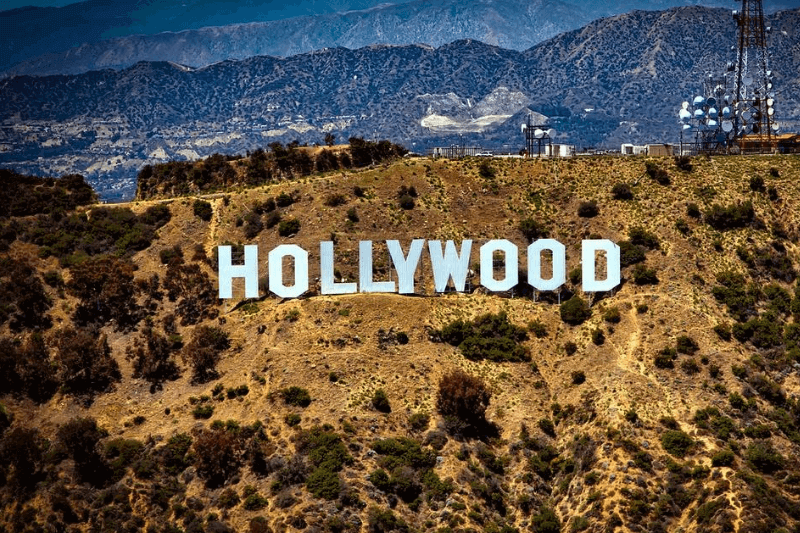 hollywood font generator