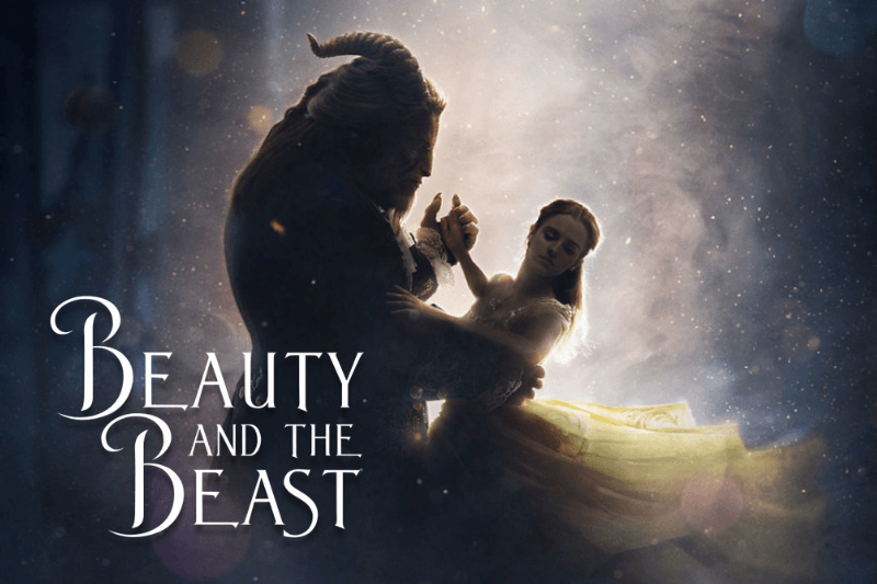 beauty and the beast font generator