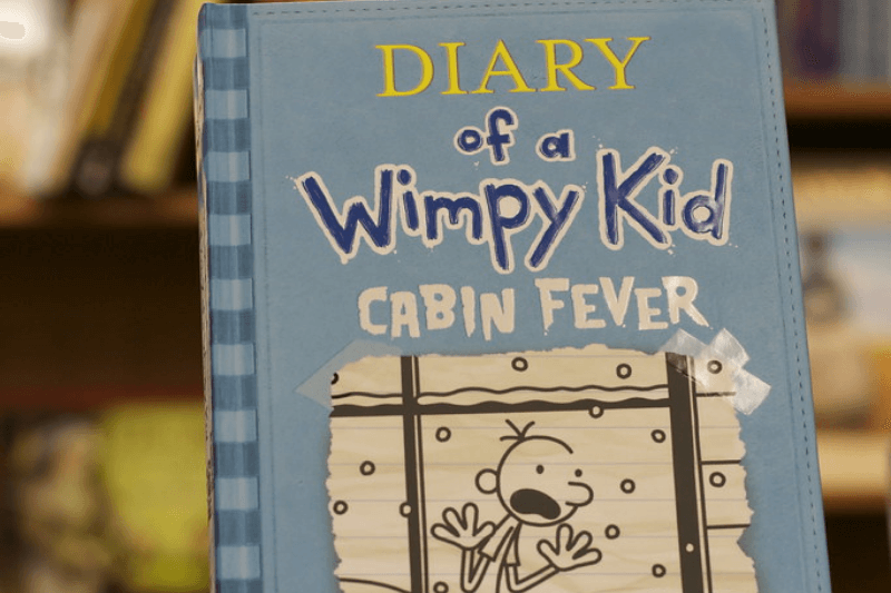 diary of a wimpy kid font generator