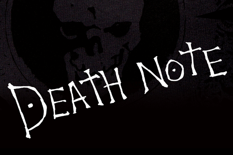 death note font generator